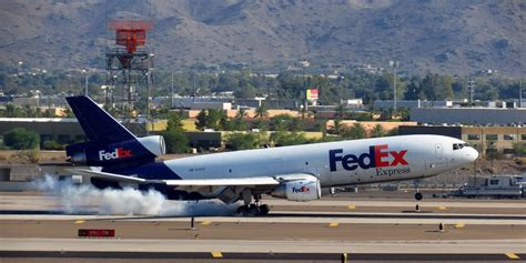 fedex executive  amazon   threat business insider