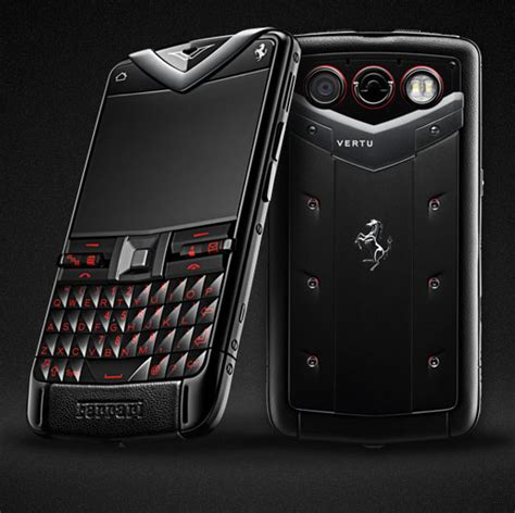 most expensive vertu phones vertu constellation quest is the ferrari of smartphones