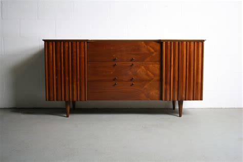 credenza modern mid century modern credenza by united furniture co abt