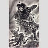 Japanese Demons | 1018 x 1600 jpeg 482kB