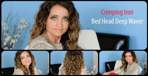 bed head deep waver reviews bed head deep waver reviews the best crimping iron in the
