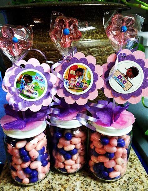 Doc Mcstuffins Baby Shower by Personalized Doc Mcstuffins Baby Food Jar Favors