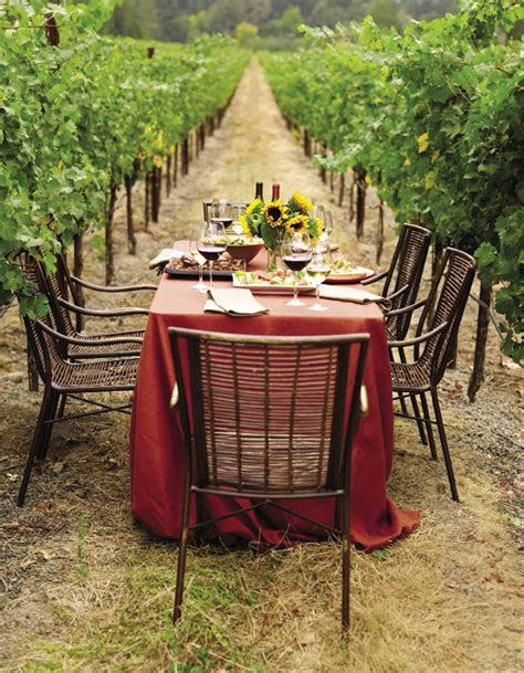 crosby dinner country style the of throwing a wine country style dinner