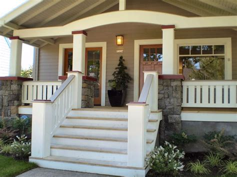 front porch banisters wood porch railings and columns front porch pinterest