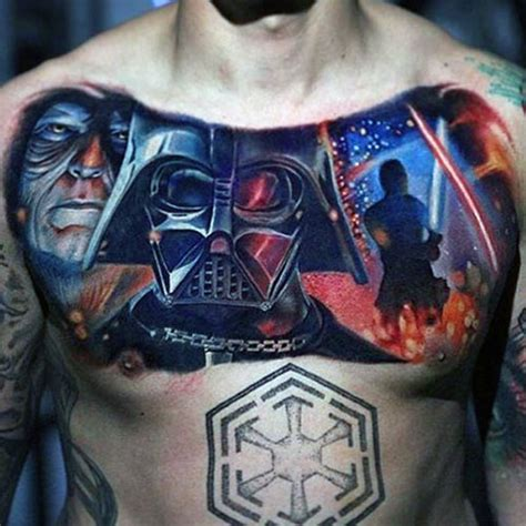 best star wars tattoos wars tattoos 2018 best tattoos for cool s