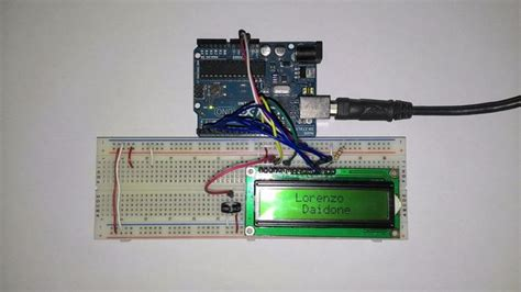 led pwm resistor lcd potentiometer and pwm led with arduino all
