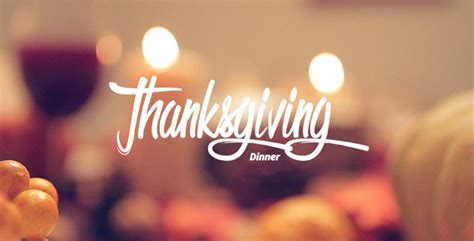 Thanksgiving Dinner By Sebicheargentino Videohive Thanksgiving After Effects Template