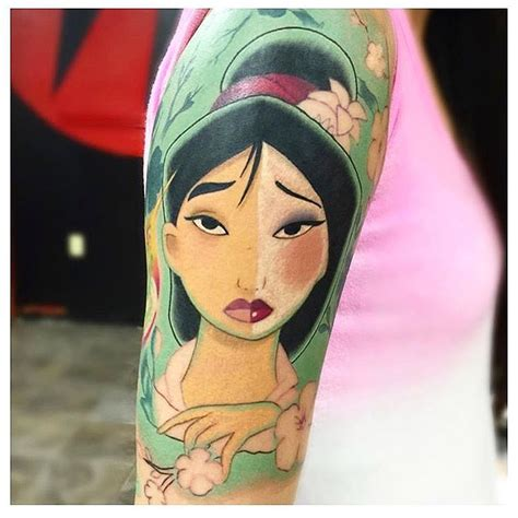 mulan tattoo 17 best images about mulan tattoos on disney