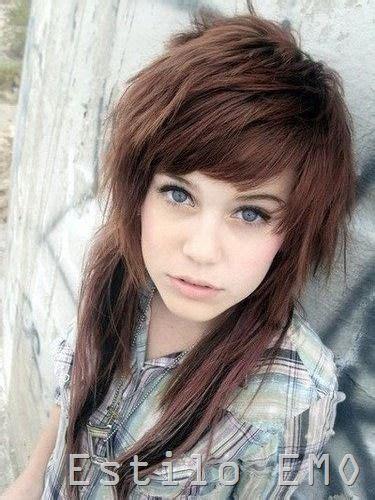corte emo mujer cortes de pelo y peinaos emo para mujeres peinados y