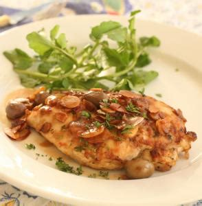 Link Chicken With Almonds And Green Olives by Recipe For Style Chicken With Almonds Raisins