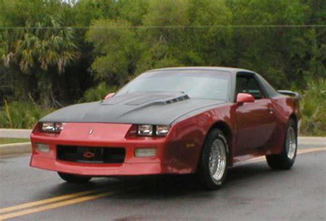 camaro stinger wide body turbo kit   american