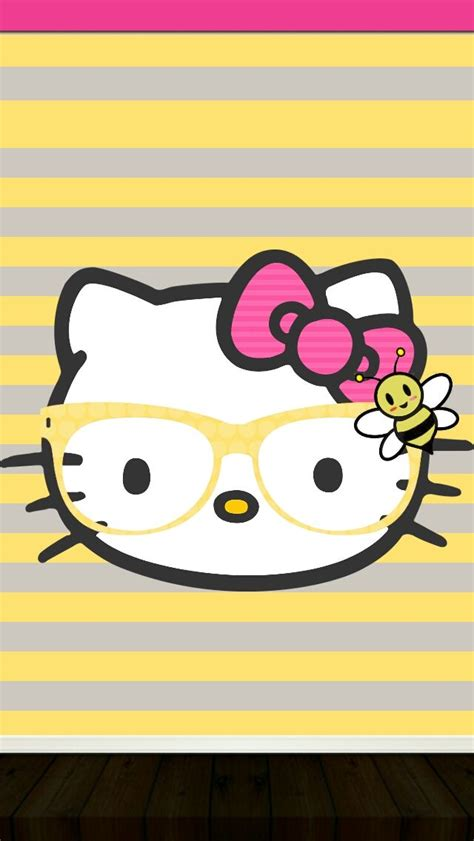 hello kitty yellow wallpaper 477 best images about hello kitty on pinterest pink