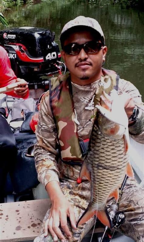 Lu Tirai fishing xpdc toman bunga