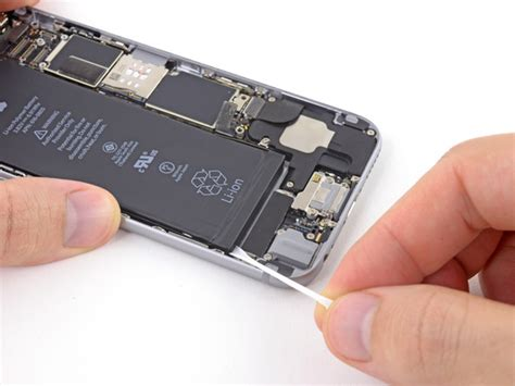 iphone 6 battery replacement iphone 6 battery replacement ifixit