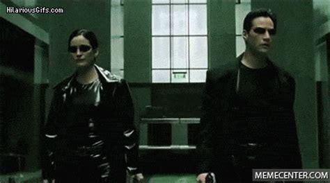 Mother Of God Meme Gif - matrix vs gangnam by sinestro meme center