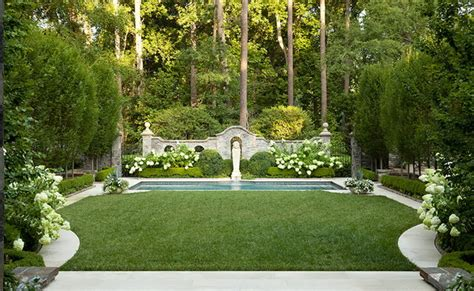 classic garden for a classic house greystone by howard design studio stylish eve