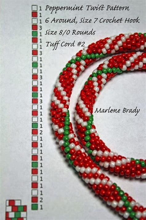 pattern hooks with cord best 25 bead crochet ideas on pinterest bead crochet