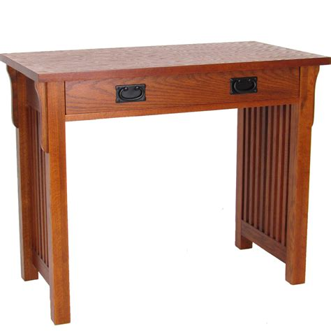 mission style furniture desk mission style writing desk in desks and hutches