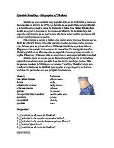 artist biography reading comprehension gabriel garc 237 a m 225 rquez biograf 237 a biography of garcia