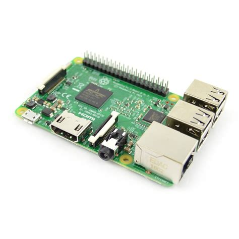 raspberry pi 3 computer board robotshop