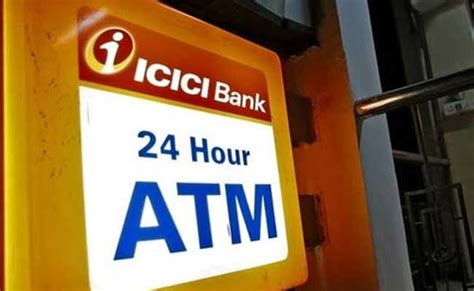 is icici bank open today icici bank customers can draw money from atms from today