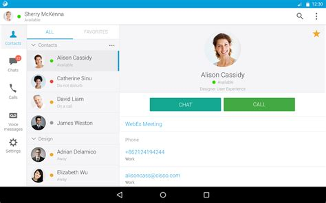 cisco jabber apk cisco jabber 11 9 3 257740 apk android communication apps
