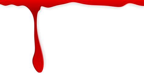 blood paint free illustration blood a drop of paint blur free