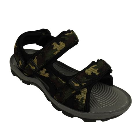 boys sandals size 13 boys gola camo walking sports sandals velcro shoes