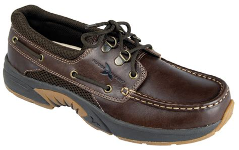 rugged shark atlantic shoes mens rugged shark atlantic style mens premium performance work and boat shoes ebay