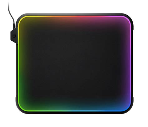 Mousepad Steelseries Qck Prism Rgb steelseries brings gamers the world s dual surface rgb illuminated mousepad introducing