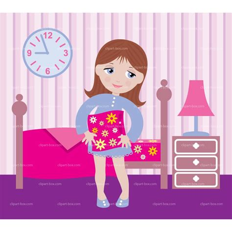 get clipart get up from bed clipart 36