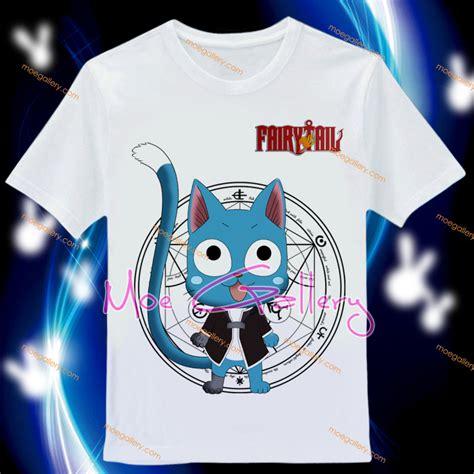 Tshirt Fairytail happy t shirt 03 t shirt 3 27