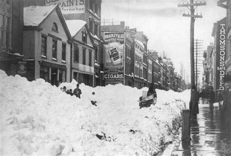 worst blizzard worst snowstorms in new england history new england today