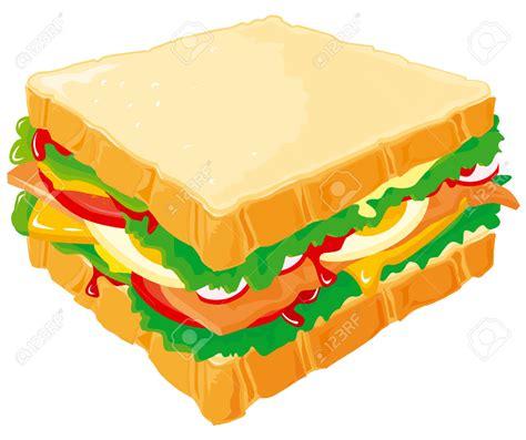Sandwich Clip by Sandwich Clipart Club Sandwich Pencil And In Color