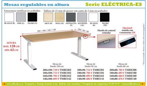 mesas para oficina precios precios mesas de oficina seonegativo