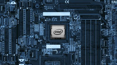 intel processor wallpaper hd wallpapers