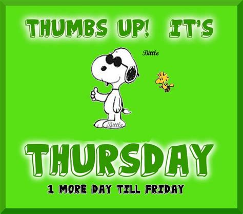 snoopy thursday quotes quotesgram