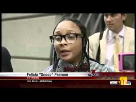 Snoop Pleads Not Guilty by Snoop Pearson Pleads Guilty