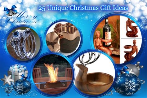 25 unique christmas gift ideas for unique people hand