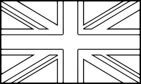 uk flag colors uk flag colors flag coloring page bebo pandco
