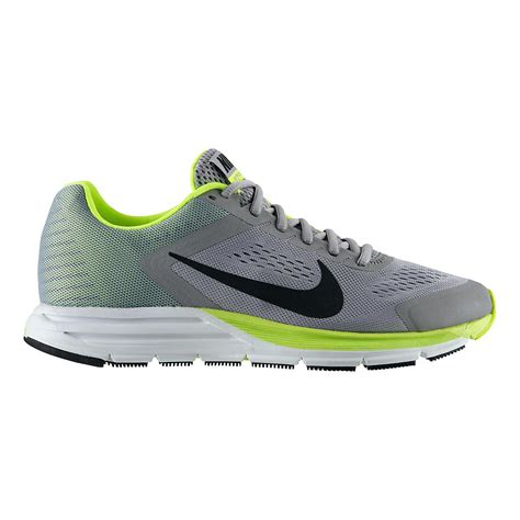 nike shoes that track your running mens nike air zoom vomero 9 running shoe at road runner sports