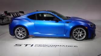 Subaru Brz Weight 2016 Subaru Brz Sti New United Cars United Cars