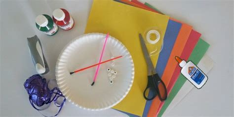 Materials To Make Paper - thanksgiving crafts for make your own paper plate