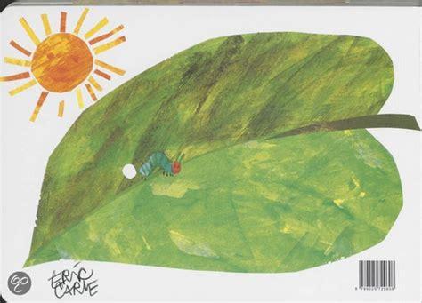 Caterpillar Aa het bekende prentenboek rupsjenooitgenoeg boeken