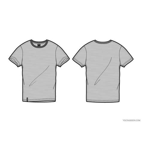 100 T Shirt Templates For Download That Are Bloody Awesome Grey T Shirt Template