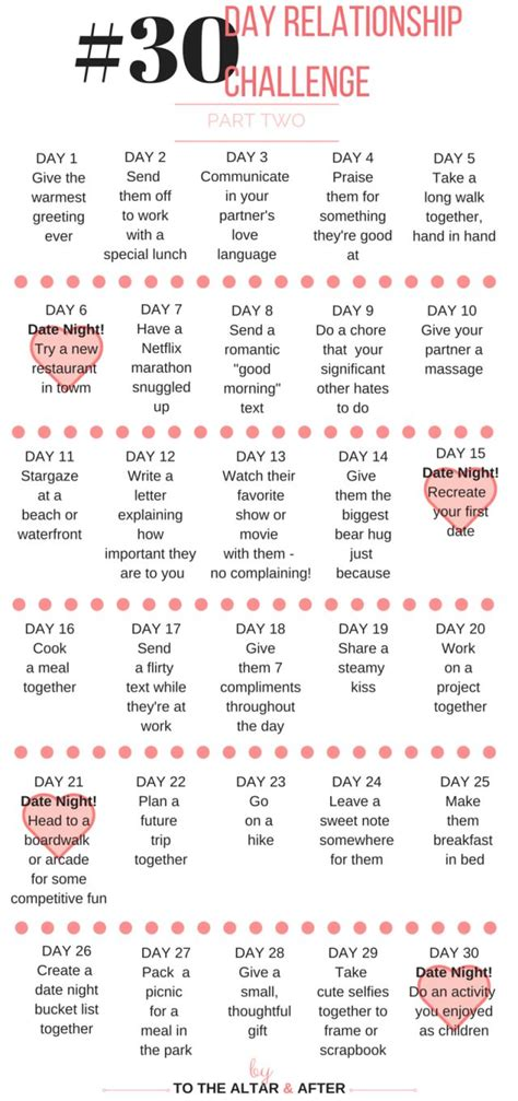 30 Day Hair Detox Challenge by Best 25 Relationship Challenge Ideas On