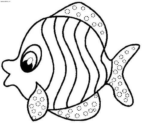 different fish coloring page allı pullu balıklar miniminiyiz