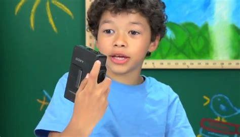 chelsea react trending kids react to walkman chelsea handler to cbs