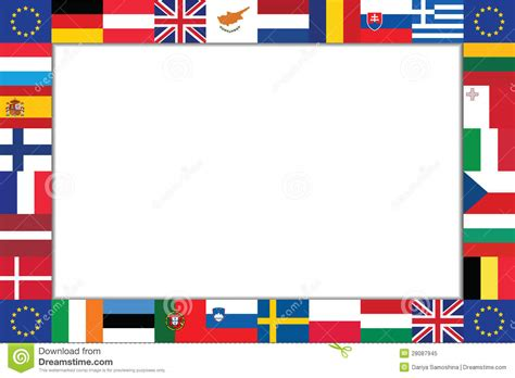 flags of the world page border flag border clipart clipart collection travel border