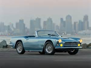 Maserati 3500 Spyder Maserati 3500 Gt Spyder Am101 1959 64
